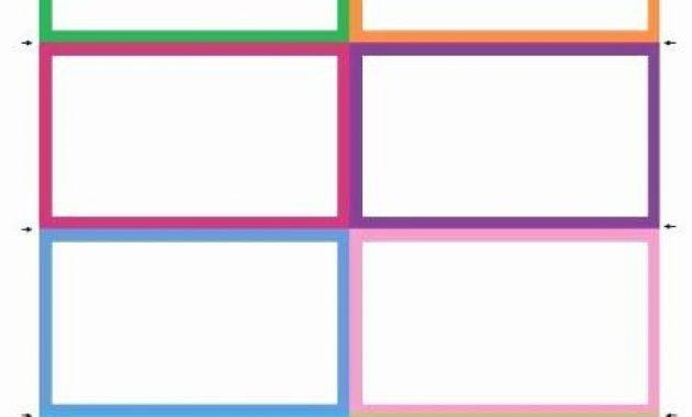 Flash Card Template Word Luxury Cue Card Template Word Flash Throughout Word Cue Card Template