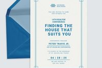 Free 16+ Workshop Invitation Designs & Examples In Publisher in Seminar Invitation Card Template