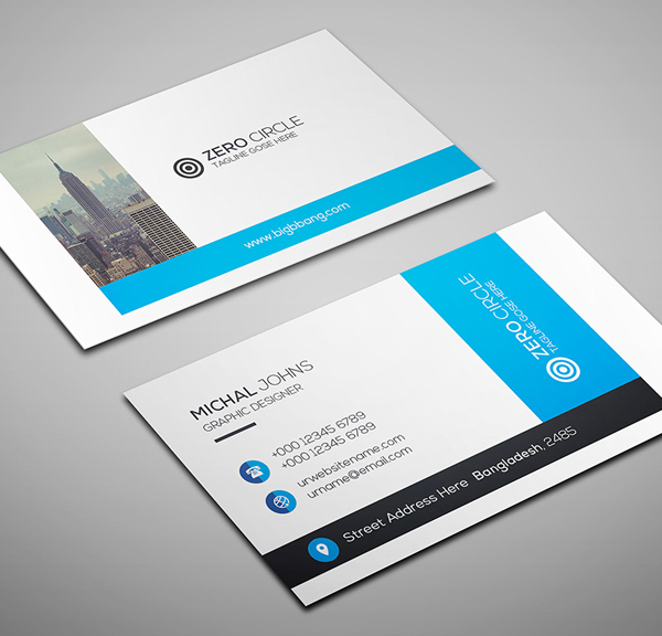Free Business Card Templates | Freebies | Graphic Design Pertaining To Psd Name Card Template