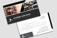 Free Legal Attorney Business Card Design Template | Active with Legal Business Cards Templates Free