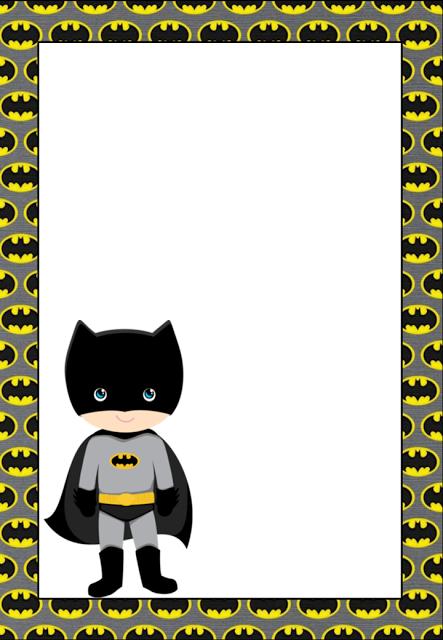 Free Printable Batman Invitations, Cards Or Labels. | Batman pertaining to Batman Birthday Card Template