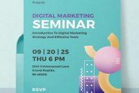 Free Seminar Invitation Template – Word (Doc) | Apple (Mac intended for Seminar Invitation Card Template