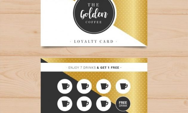 Freepik | Graphic Resources For Everyone | Loyalty Card throughout Loyalty Card Design Template