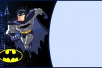 Ideas For The Perfect Party – Batman Invitations | Free intended for Batman Birthday Card Template
