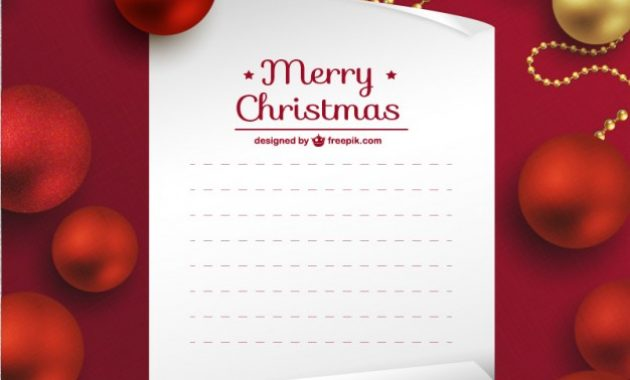 Kostenlos-Vektor   Merry Christmas Card Template pertaining to Christmas Photo Cards Templates Free Downloads