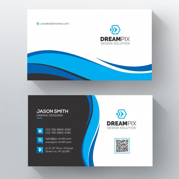 More Than 3 Millions Free Vectors, Psd, Photos And Free For Psd Visiting Card Templates