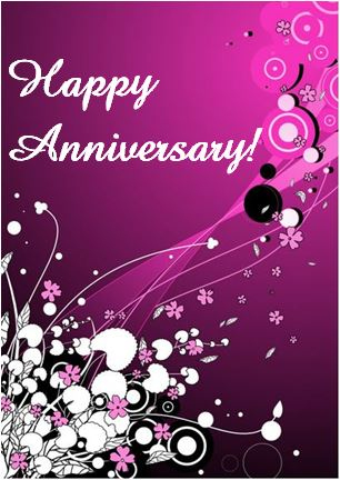 Ms Word Happy Anniversary Card Template | Word & Excel Templates intended for Anniversary Card Template Word