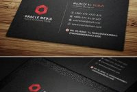 New Professional Business Card Templates – 32 Print Design throughout Professional Name Card Template