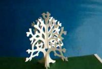 Pop-Up – Pop-Up Card – Tree Of Life (Masahiro Chatani) – Dutchpapergirl with Pop Up Tree Card Template