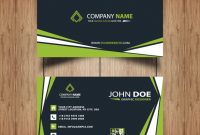 Professional Business Card Template | Free Vectors | Ui Download for Professional Business Card Templates Free Download