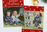 Save 45% – Bundle Christmas Card Templates For Photographers throughout Free Christmas Card Templates For Photographers