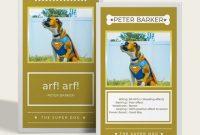 Superhero Trading Card Template – Word | Psd | Apple Pages pertaining to Superhero Trading Card Template