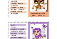 Superhero Trading Cards | Twilight And Delilah | Brownie within Superhero Trading Card Template