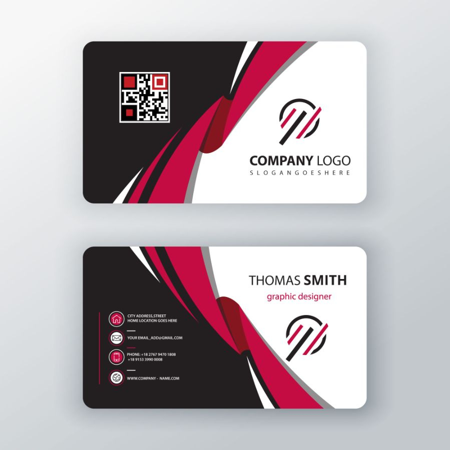The Astounding 2 Sided Business Cards | Free Download with regard to 2 Sided Business Card Template Word