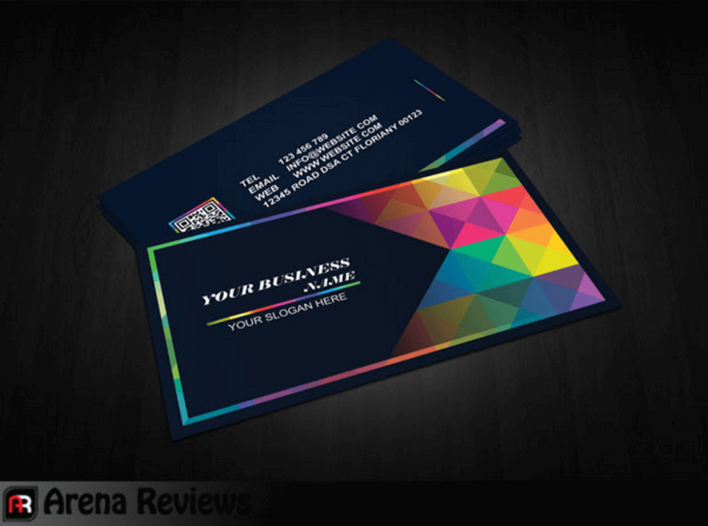 Top 28 Free Business Card Psd Mockup Templates In 2020 Throughout Psd Name Card Template