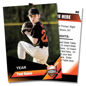 Trading Card Templates Inside Custom Baseball Cards Template