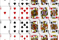 Vector Playing Cards | Printable Playing Cards, Playing intended for Free Printable Playing Cards Template