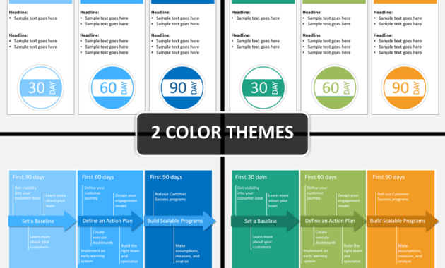 30 60 90 Day Plan Powerpoint Template | Sketchbubble Throughout Fresh 30 60 90 Business Plan Template Ppt
