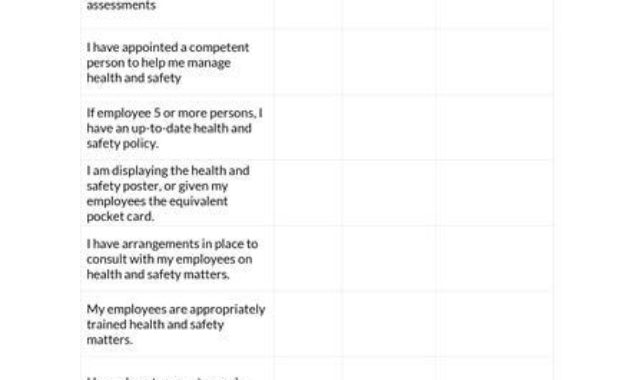 30 60 90 Day Plan Template In Microsoft Word   Template in Health And Safety Policy Template For Small Business