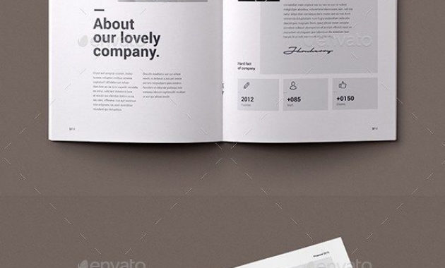 30+ Indesign Business Proposal Templates | Business inside Business Proposal Template Indesign