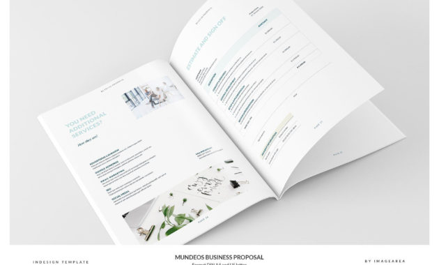 Business Proposal – Mundeos | Business Proposal, Indesign pertaining to Business Proposal Template Indesign