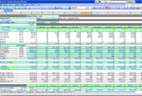 Free Business Costs Spreadsheet,   Natural Buff Dog intended for Business Costing Template