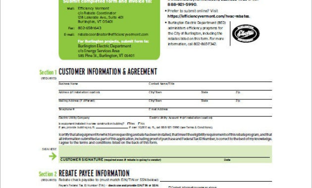 Hvac Invoice Template – 7+ Free Word, Excel, Pdf Format for Best Free Hvac Business Plan Template