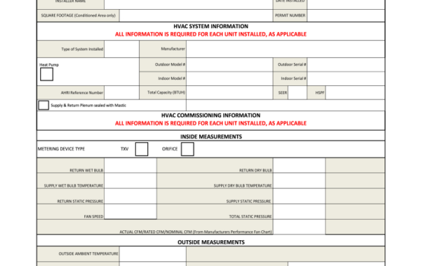 Hvac Start Up Report Template – Fill Online, Printable for Best Free Hvac Business Plan Template