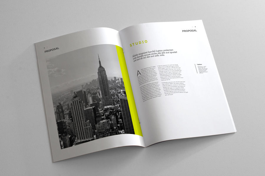 Indesign Business Proposal Templatethirtypath for Fresh Business Proposal Template Indesign