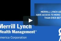 Merrill Lynch – Tsq Billboard (Relationship) On Vimeo intended for Merrill Lynch Business Plan Template