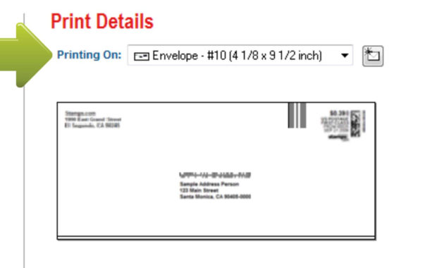 Size Of A Standard Business Envelope   Oxynux inside Awesome Usps Business Reply Mail Template