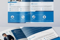 This Brochure Is Best For Promoting Your Business Services pertaining to Best Business Service Catalogue Template