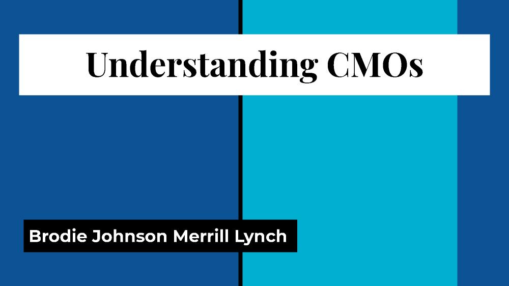 Understanding Cmos  Brodie Johnson Merrill Lynch |Authorstream Inside Merrill Lynch Business Plan Template
